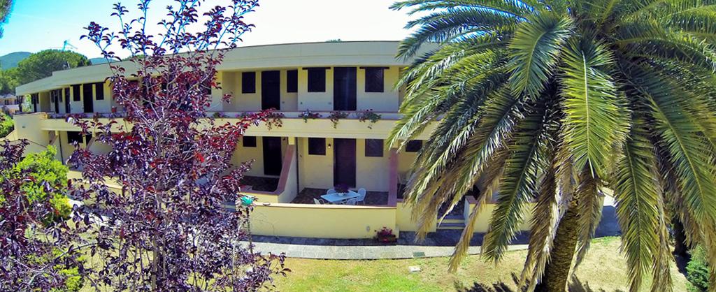 Esterno Residence Campoblu